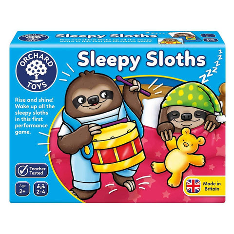 Orchard Toys - Sleepy Sloths Game