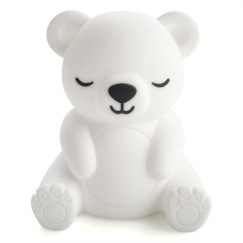 Lil Dreamers Bear Soft Touch LED Light