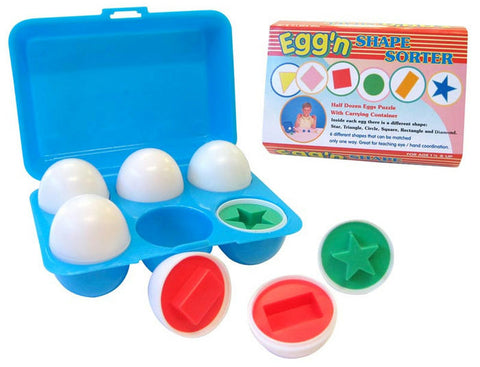 Egg'n Shape Sorter