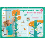 Fiesta Crafts - Nature Height Chart