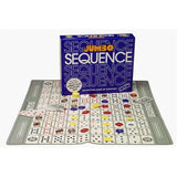 Sequence JUMBO Board Game