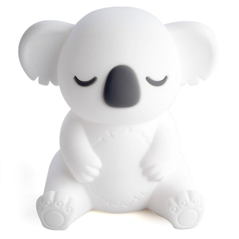 Lil Dreamers Koala Soft Touch Rubber LED Night Light