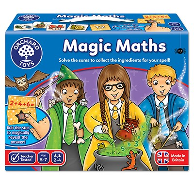 Orchard Games - Magic Maths