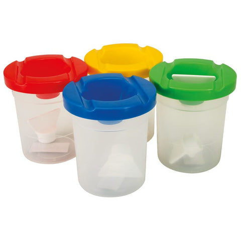 Paint Pots - Set of 4