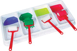 EC - Paint Roller Tray with Four Bays