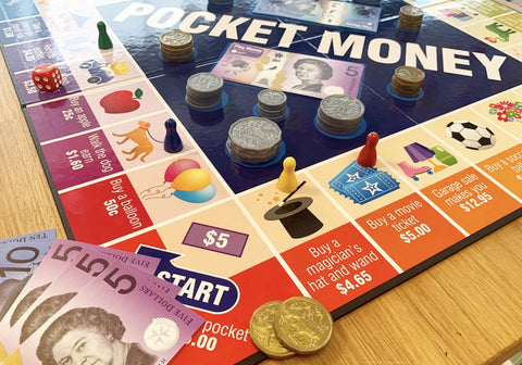 Knowledge Builders - Pocket Money
