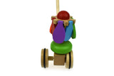 Push Pull Along Wooden Toy