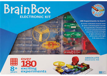 BrainBox - Over 180 Exciting Experiments