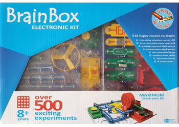 BrainBox - Over 500 Exciting Experiments