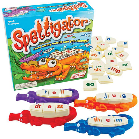 Junior Learning - Spelligator