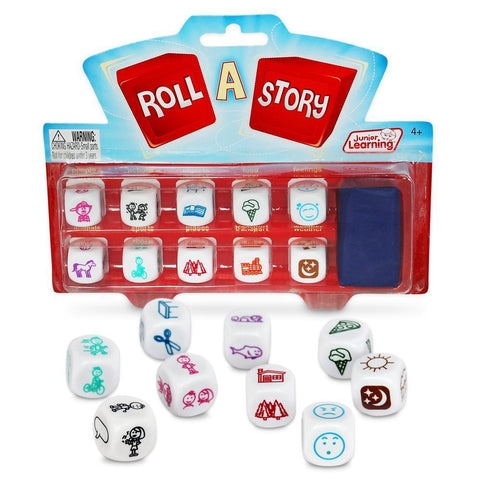 Junior Learning - Roll A Story