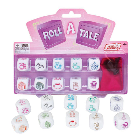 Junior Learning - Roll A Tale