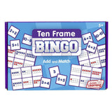 Junior Learning - Ten Frame Bingo
