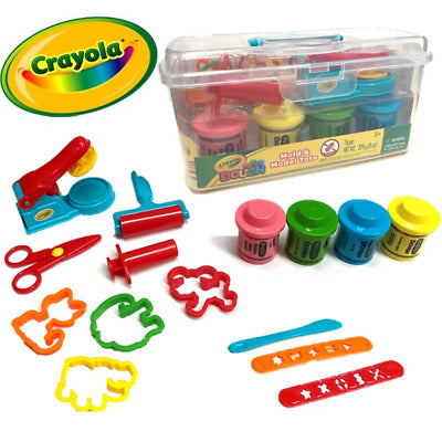 Crayola - Mold & Model Tote Carry Case
