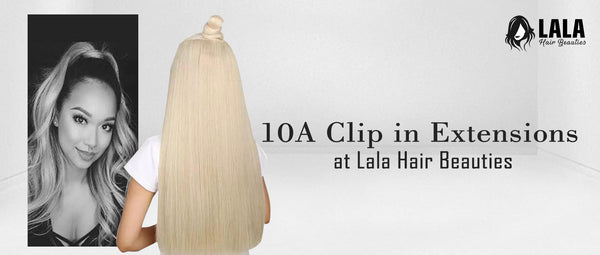 10A Clip in Extensions at Lala Hair Beauties