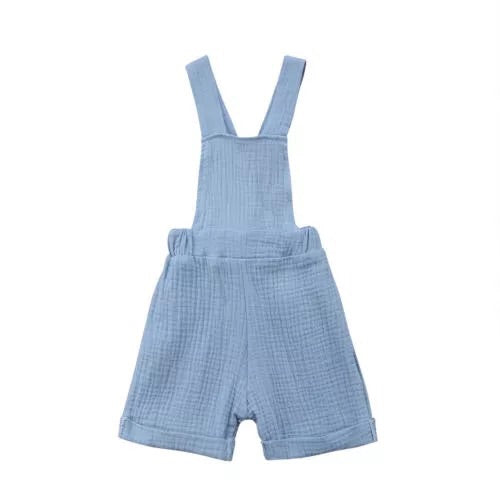 Little Boy Blue Overalls