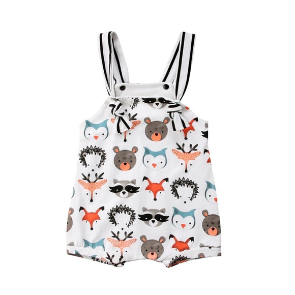 Forest Friends Playsuit