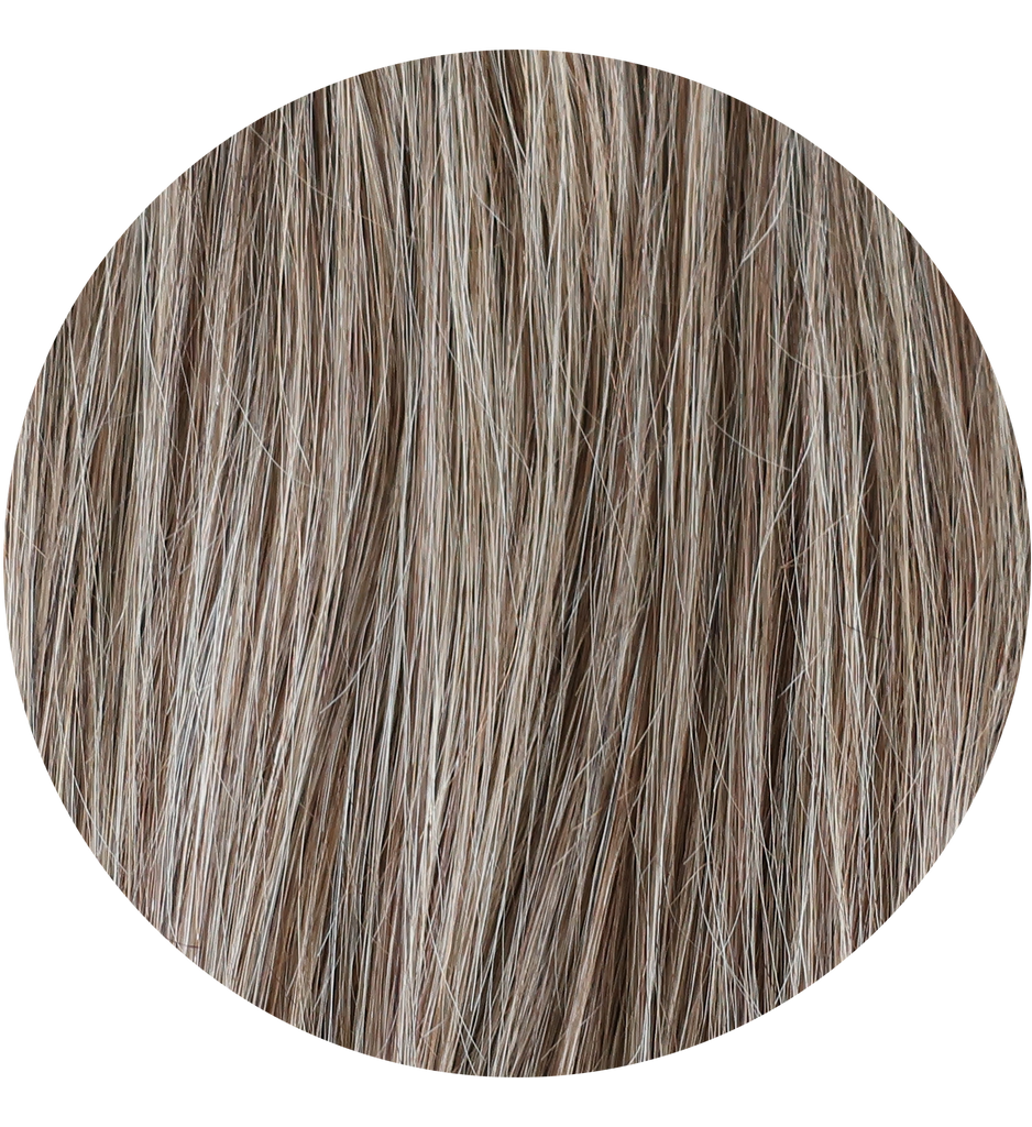 BRONDE CLIP IN BANGS