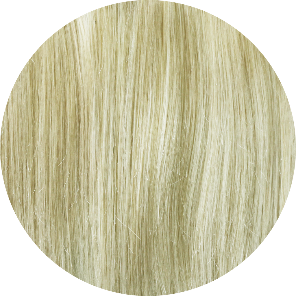 LIGHT BLONDE TEN PIECE (18'')
