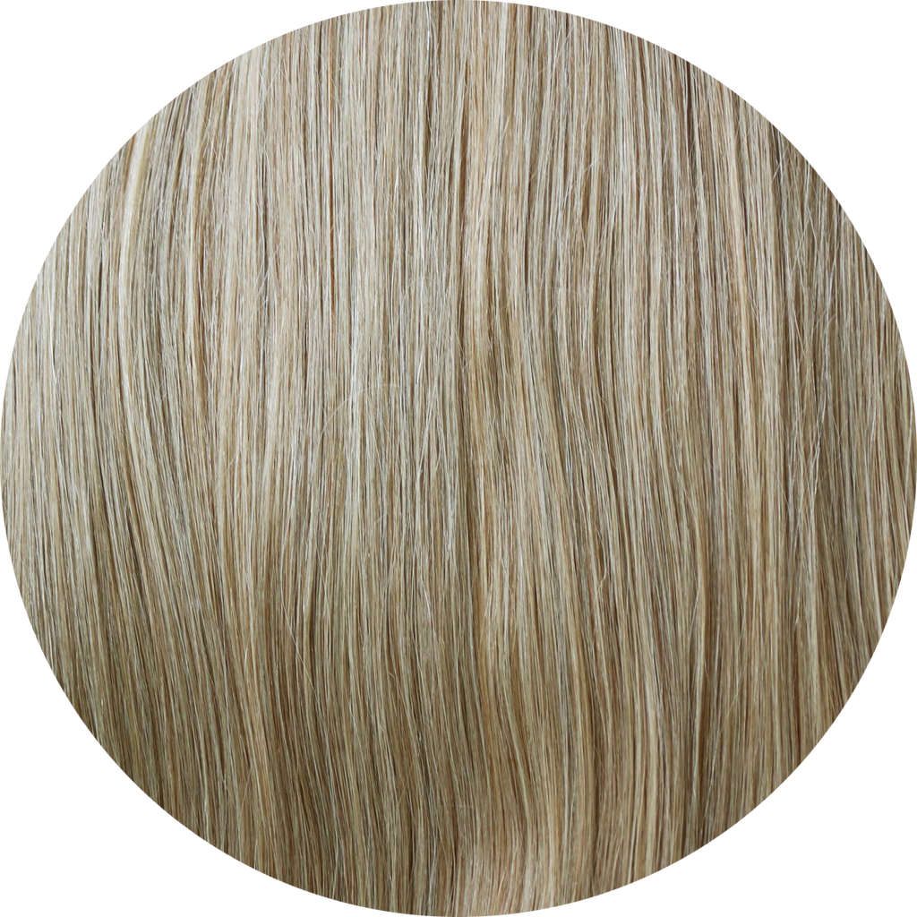 ASH BLONDE TEN PIECE (18'')