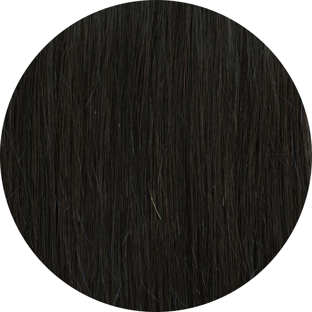 "VERY DARK BROWN ONE PIECE (10"")"