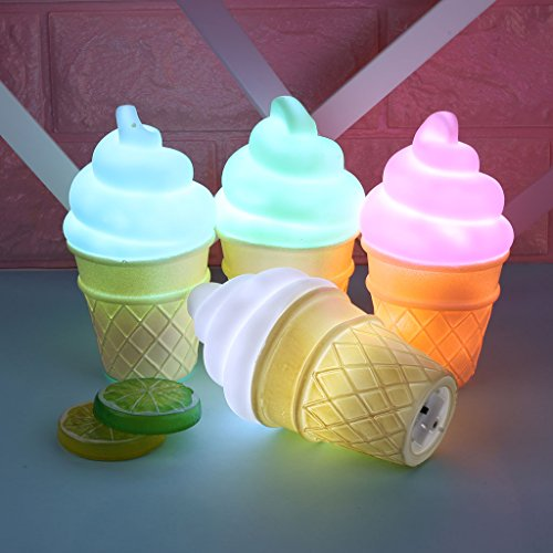Icecream Night Light