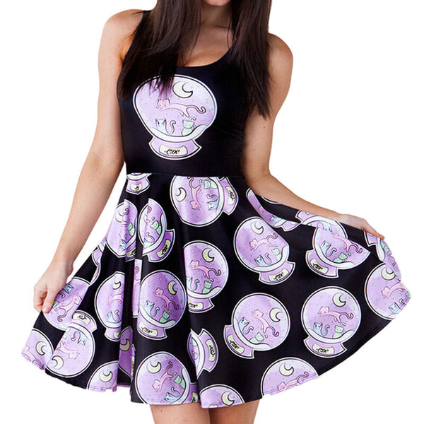 Magical Cat Dress