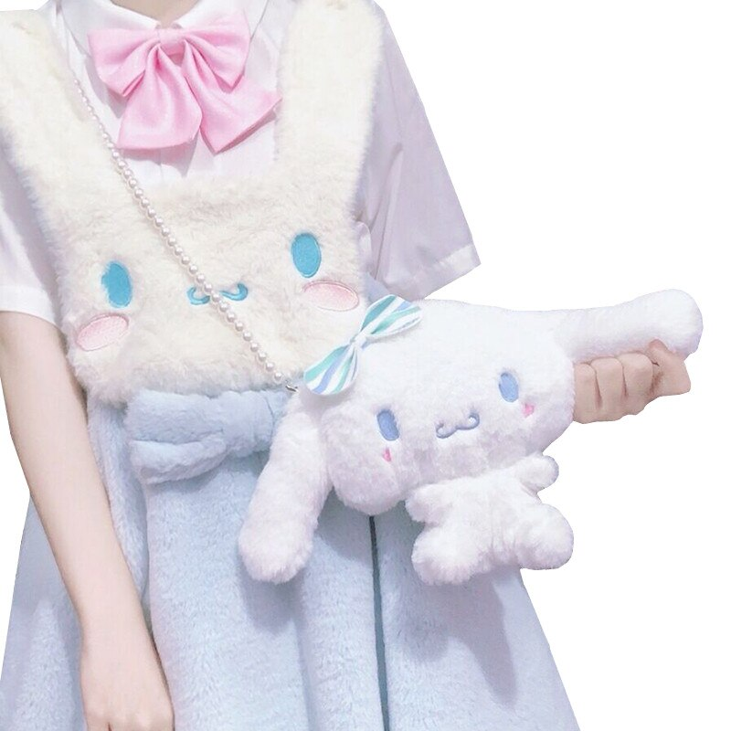 Cinnamoroll Plush Bag