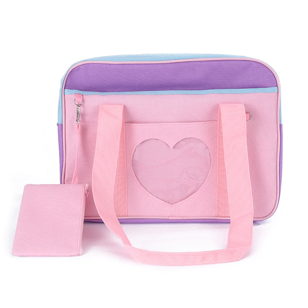 Handy Heart Handbag
