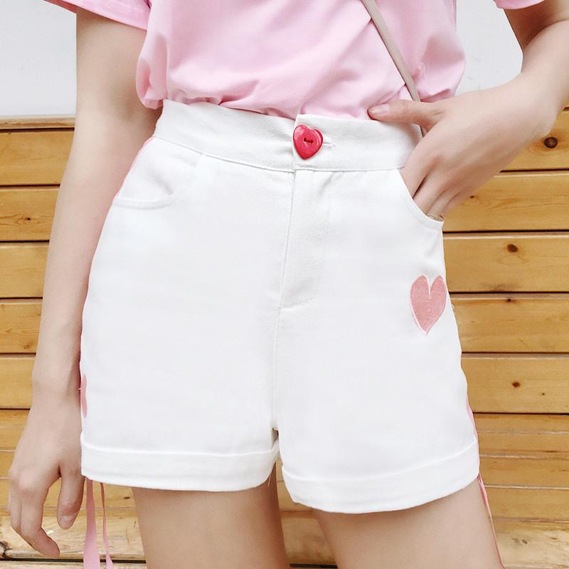 Sweet Heart Shorts