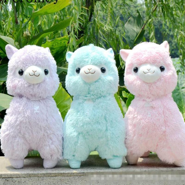 alpaca alpacasso plush toys stuffed animals stuffies llama plushies by ddlg playground