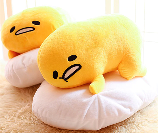 Happy Egg PIllows