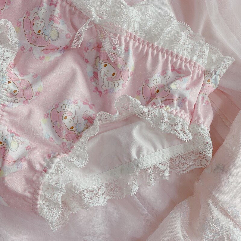 Satin Melody Panties