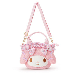 Melody Plush Crossbody Bag