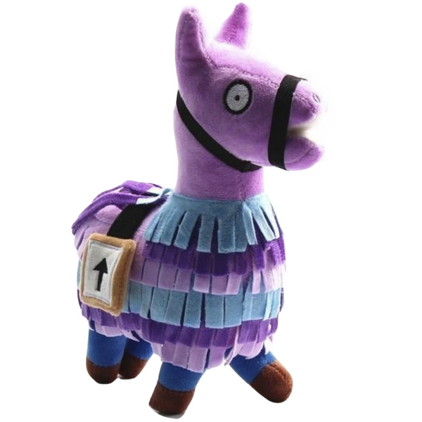 Purple Alpaca Plush
