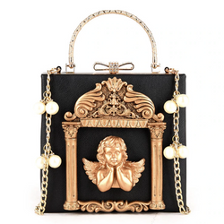 Golden Angel Handbag