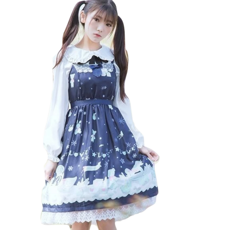 Snowy Wonderland Dress