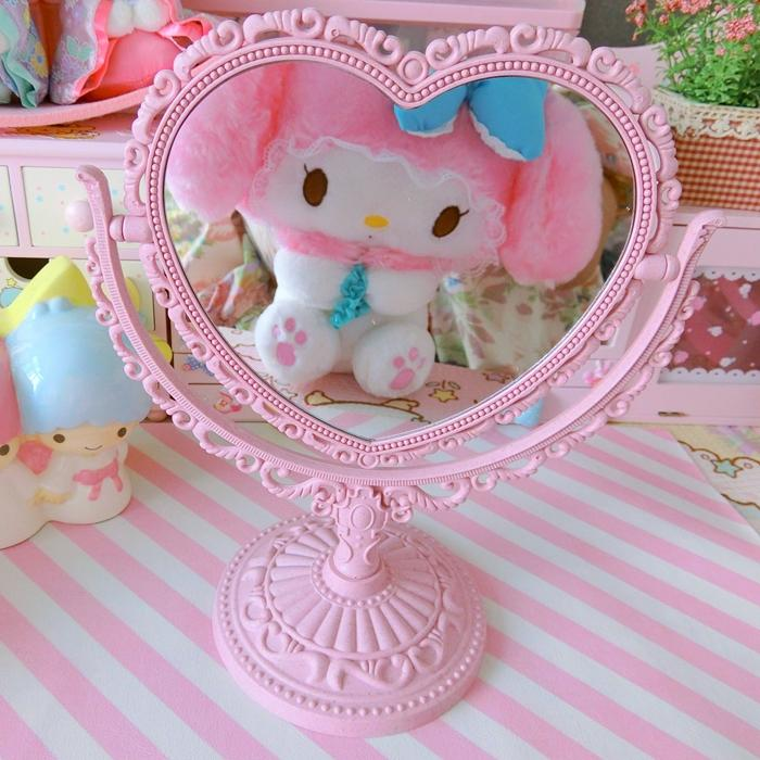 Princess Make-Up Mirror