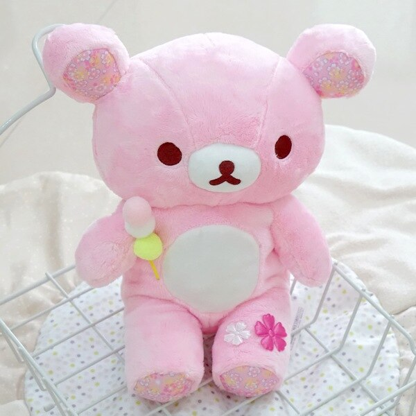 Sakura Bear Plush