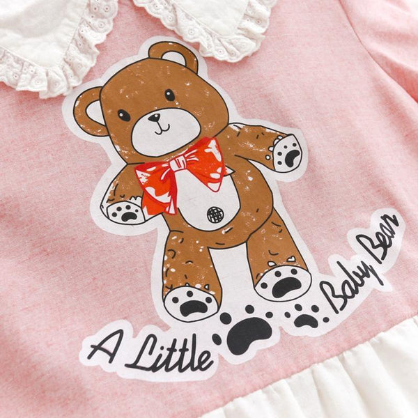 A Little Baby Bear Dress - dress