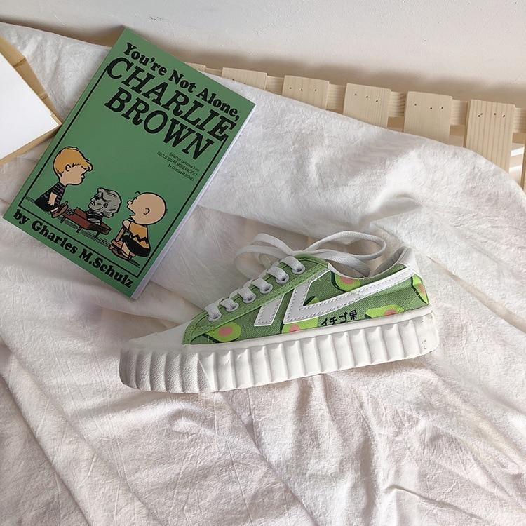 Avocado Trainers - shoes