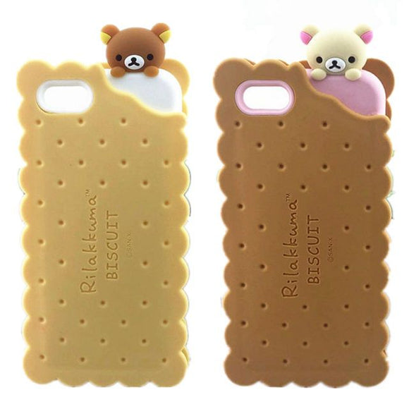 Biscuit Bear Phone Case