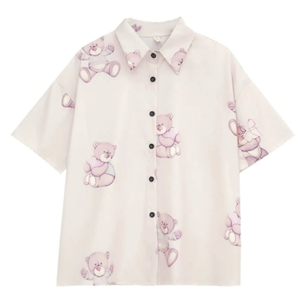 Baby Bear Blouse - shirt
