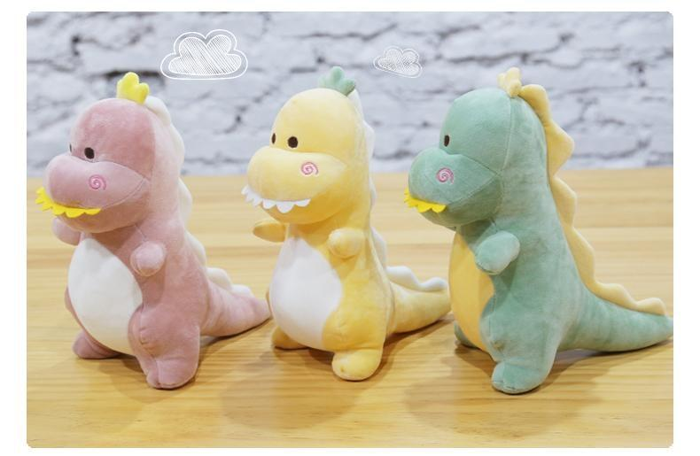 Kawaii Baby Dinosaur Plush Toy Stuffed Animals CGL ABDL Kink Fetish by DDLG Playground