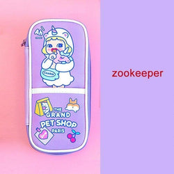 Baby Glamour Pencil Case - Zookeeper - wallet