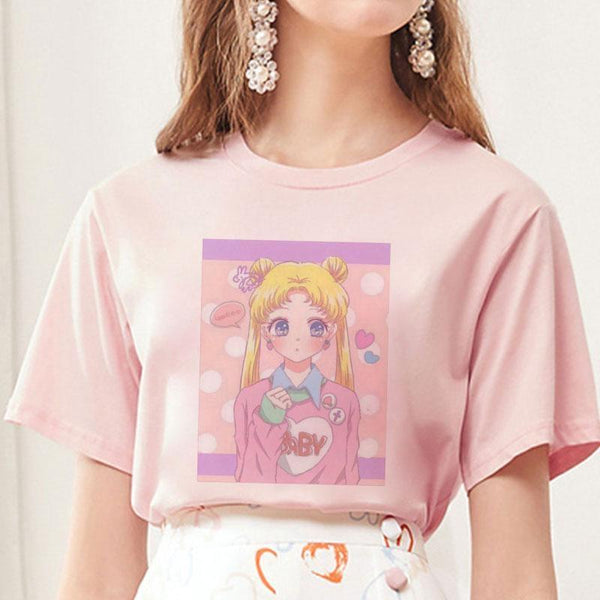 Baby Sailor Moon Tee - shirt