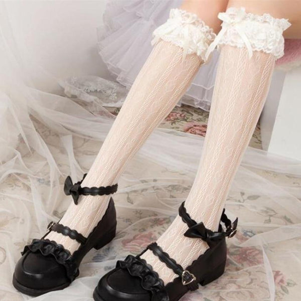 Babydoll Lolita Stockings