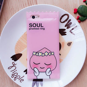 Candy Wrapper Phone Case - Phone Case