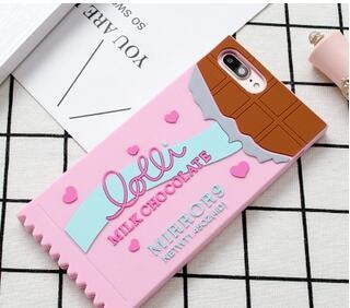 Chocolate Bar Phone Case - Chocolate Bar / For Iphone 6 6S - Phone Case