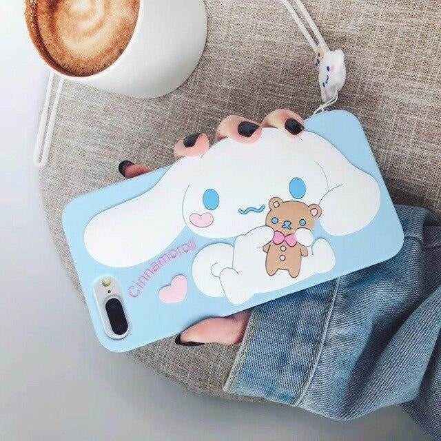 Cinnamoroll iPhone Case - for iphone 6 6s - phone case